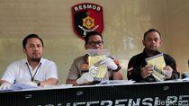 Polisi Tembak Pelaku Curanmor di Depok