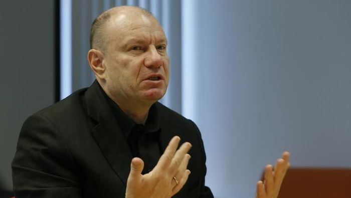 Vladimir Potanin. Foto: Dok. Reuters