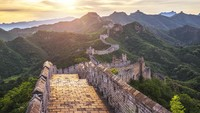 5 Fakta Tembok Besar China, Peninggalan Dinasti Qin