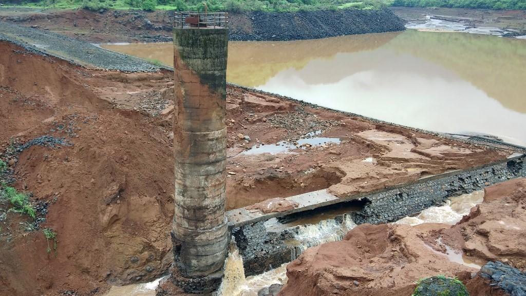 Bendungan Jebol Akibat Hujan Deras, 13 Orang Tewas di India