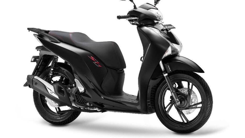 Skutik ala Eropa dari Honda Diperbarui, Harganya Malah Turun
