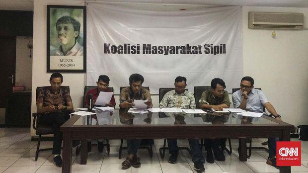 Koalisi Masyarakat Sipil untuk Reformasi Sektor Keamanan.