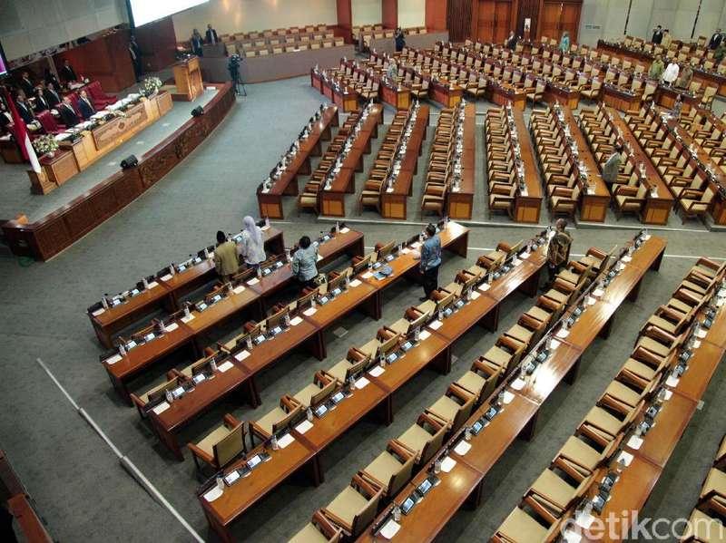 Bamus DPR Bahas Surat Pertimbangan Amnesti Baiq Nuril Usai Paripurna