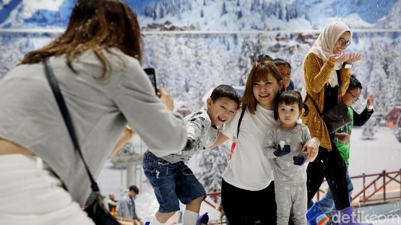 Harga Tiket Trans Snow World, hingga Cara ke Sana/Foto: Rachman Haryanto/detikcom