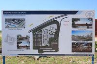 Denah Rest Area KM 260B  (Johanes Randy/detikcom)