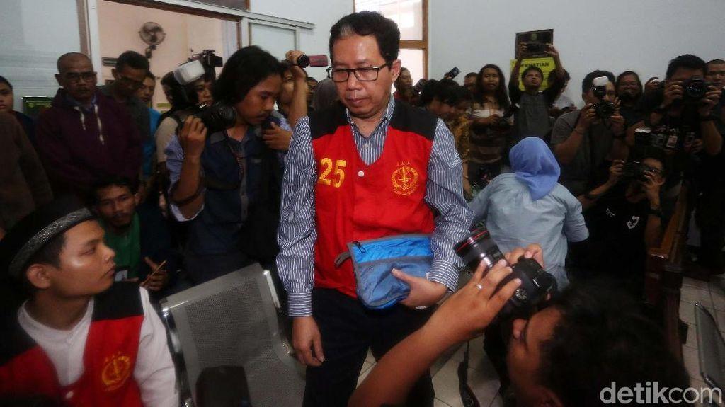 Jaksa Tuntut Joko Driyono 2,5 Tahun Penjara