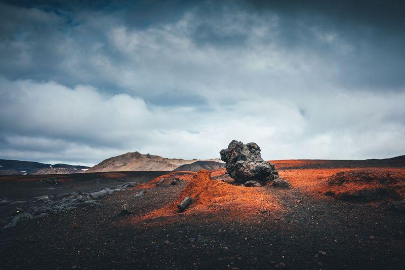 Islandia tak begitu saja dipilih. Ada alasan khusus mengapa negara ini dijadikan tempat pelatihan oleh NASA. (iStock)