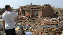 China Diterjang Tornado Langka, 6 Orang Tewas dan 190 Lainnya Luka