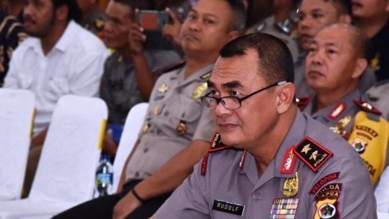 Oknum Polisi di Merauke Tembak Warga, Kapolda Papua Ambil Langkah Tegas