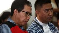 Jaksa menyatakan Jokdri terbukti bersalah sesuai dakwaan alternatif kedua subsider dari penuntut umum.