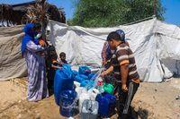 ACT Kirim 2 Truk Air Bantu Krisis Air di Gaza