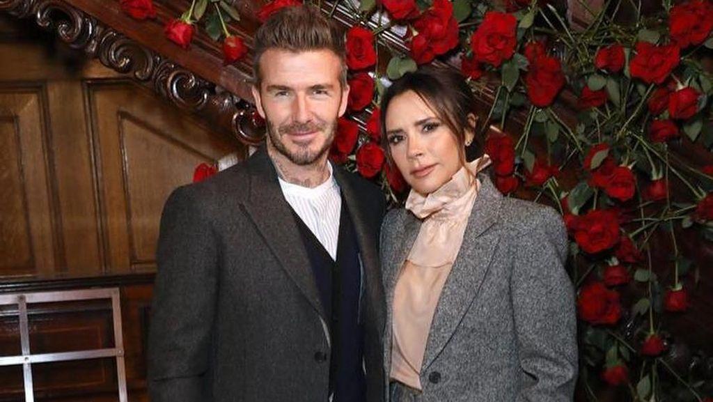 So Sweet, Cerita Beckham Dapatkan Nomor Telepon Victoria 20 Tahun Lalu