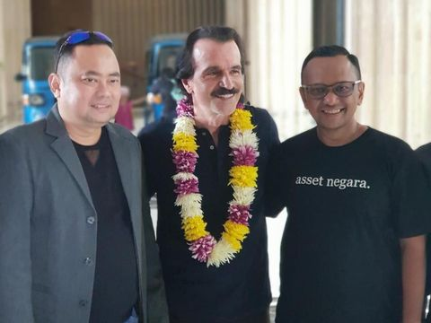 Tiba di Yogyakarta, Pianis Yanni Siap Hibur Prambanan Jazz Festival #5