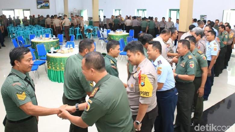 TNI-Polri di Jombang Bersatu Tangkal Upaya Adu Domba