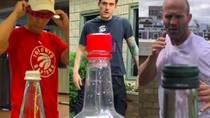 Usai Max Holloway dan John Mayer, Ini Aksi Epik #bottlecapchallenge Donnie Yen