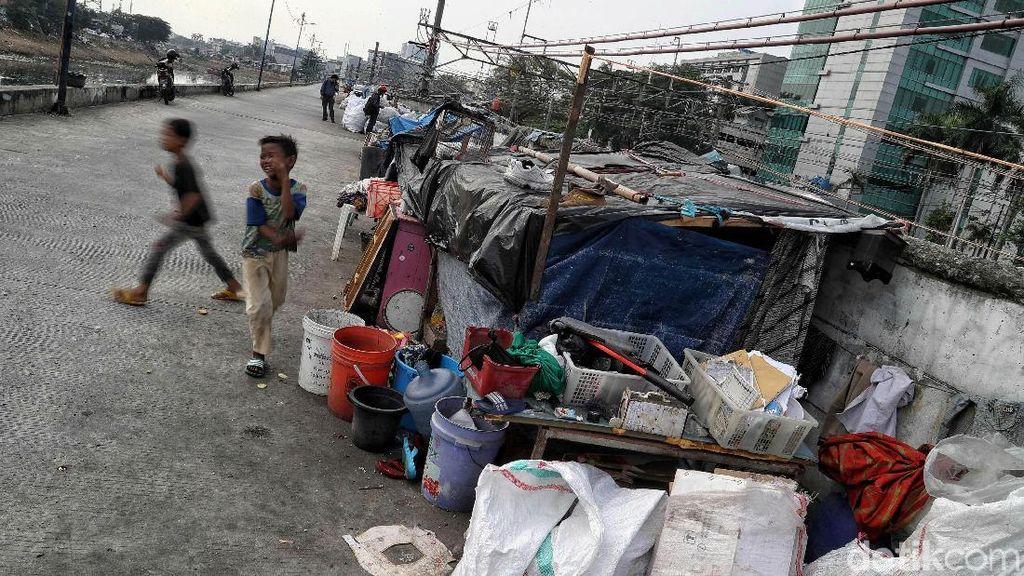 Angka Kemiskinan Turun ke 9,41%, Darmin: Itu Nggak Mudah!