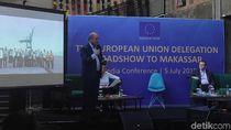 Uni Eropa Selidiki Perusahaan Pengimpor Sampah Plastik ke Asia Tenggara