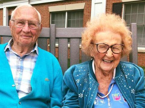 John dan Phyllis Cook (Foto: Dok. CNN)