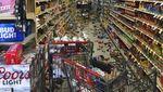 Dampak Kerusakan California Selatan Usai Diguncang Gempa M 6,4