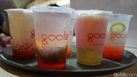 Tak Mau Kalah dengan Boba Tea, Gibran Rakabuming Buka 4 Gerai 'Goola' Baru