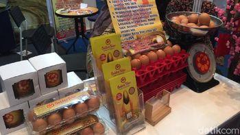 Jualan Telur Ayam Bisa Dapat Omzet Puluhan Juta Tiap Bulan