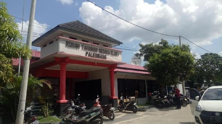 4 Tahanan Kabur dari LP Palembang Sedang Jalani Vonis 20 Tahun Penjara