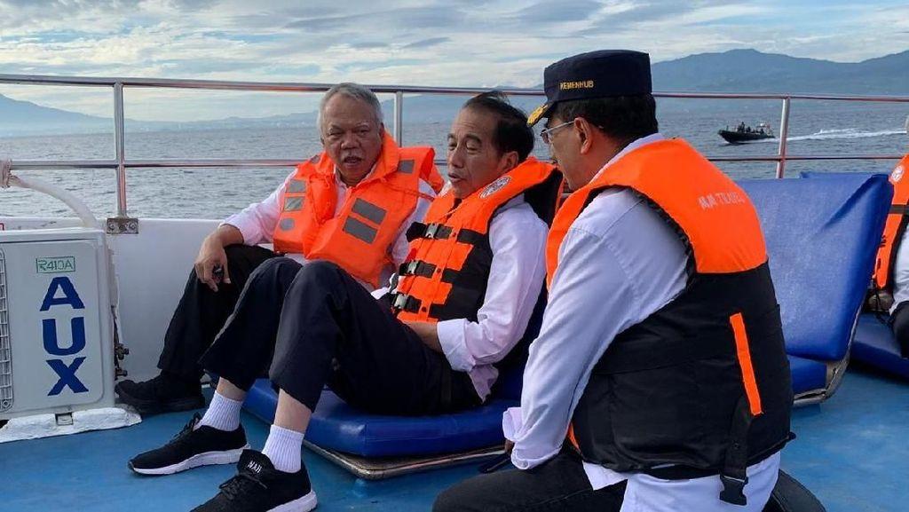 Kunjungi Bunaken, Jokowi: Jangan Sampai Sampah Plastik Masuk ke Sini