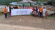 Kalbe Berbagi Obat & Edukasi Kesehatan untuk Korban Banjir Konawe