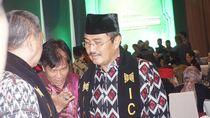 Jimly di Halalbihalal ICMI: Lupakan Hasil Pemilu dan Mari Bersatu
