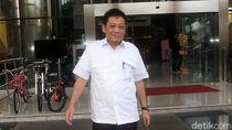 Dirut Pupuk Indonesia Logistik Ahmadi Hasan Diperiksa KPK