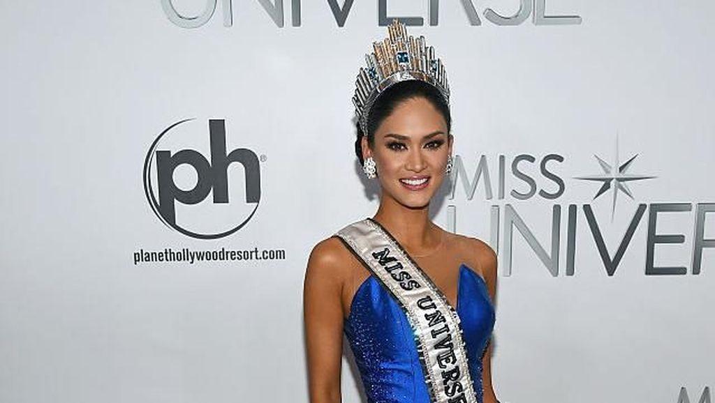 Foto: Cantiknya Miss Universe yang Pernah Jadi Pelayan hingga Buruh Pabrik