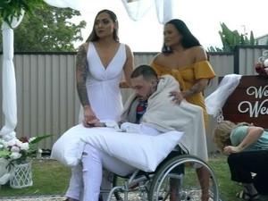 Kisah Sedih Wanita yang Suaminya Meninggal Sehari setelah Pernikahan
