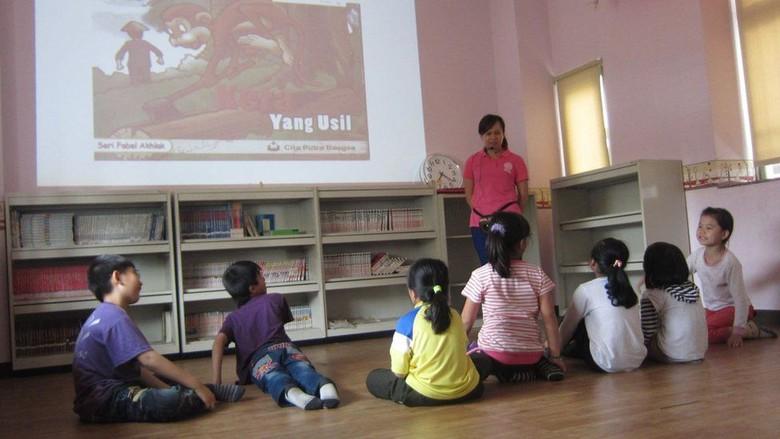 Bahasa Indonesia Masuk Kurikulum Wajib Murid Sekolah Dasar di Taiwan