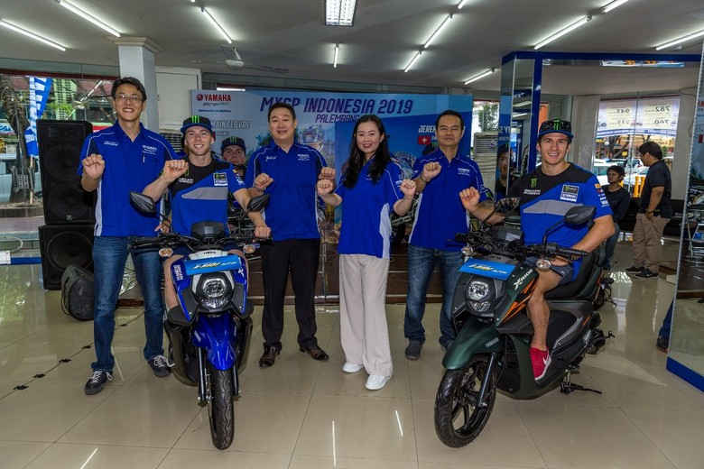Yamaha X-Ride Foto: dok. Yamaha Indonesia