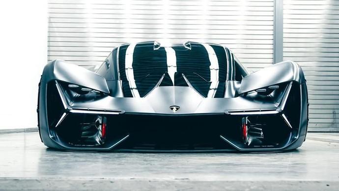 Supercar Hybrid Ini Disapa Lamborghini Unico