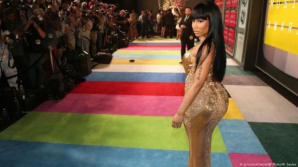 Nicki Minaj Akan Menggoyang Arab Saudi, Kaum Konservatif Meradang