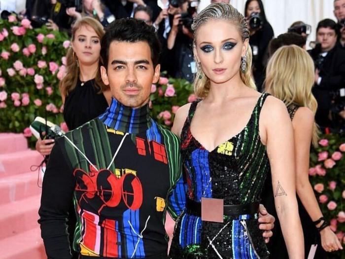 Joe Jonas dan Sophie Turner