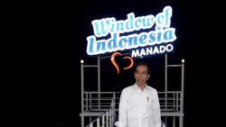 Saat Jokowi Bicara Budaya Senyum dan Kebersihan Toilet