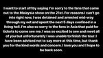 5 Days in Hell! Niat Konser, Maggie Lindemann Malah Ditahan di Malaysia