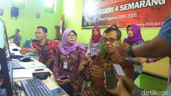 Hari Terakhir PPDB Jateng, Anak Semarang Terlempar ke Wonogiri