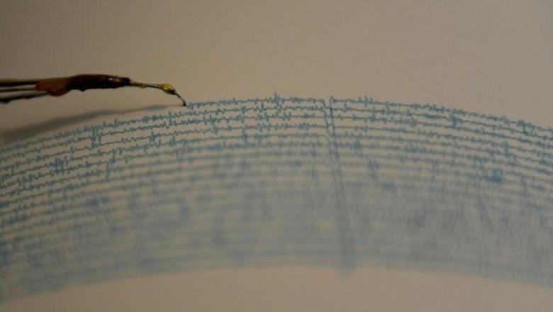 Gempa M 3 Terjadi di Labuha Maluku Utara