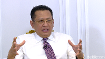 Gotong Royong di Tengah Corona, Ketua MPR Ajak Peduli Ojek Online