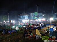 Liburan Ke Karimunjawa Jangan Lupa Cicip Seafood Segar di Alun-alun