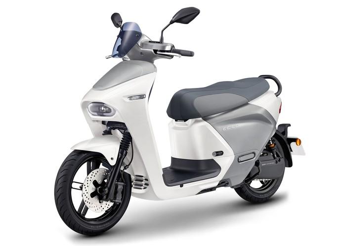 Motor Listrik Yamaha Rp 45 Jutaan