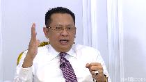 Bamsoet Bantah Ada Deal soal Ketua MPR-Munas Golkar: Saya Jalankan Tugas