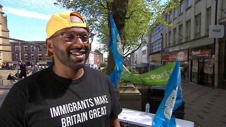 Kisah Magid Magid, Imigran Muslim yang Kini Jadi Anggota Parlemen Eropa