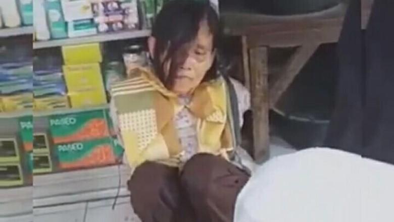 Pemilik Toko Buka Suara soal Nenek Curi 2 Karung Beras