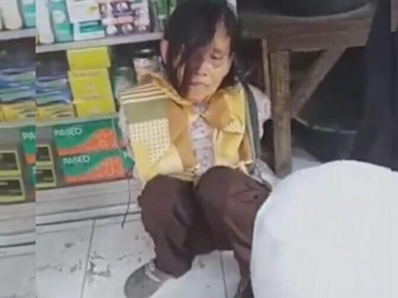 Nenek Pencuri 2 Karung Beras Diduga Kerap Beraksi di Cirebon