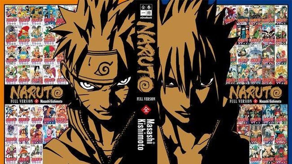 Sasuke Muncul Kembali di Manga Boruto: Naruto Next Generation