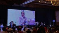 Halabihalal dengan Relawan Jokowi, Budi Karya: Saatnya Bicara Persatuan